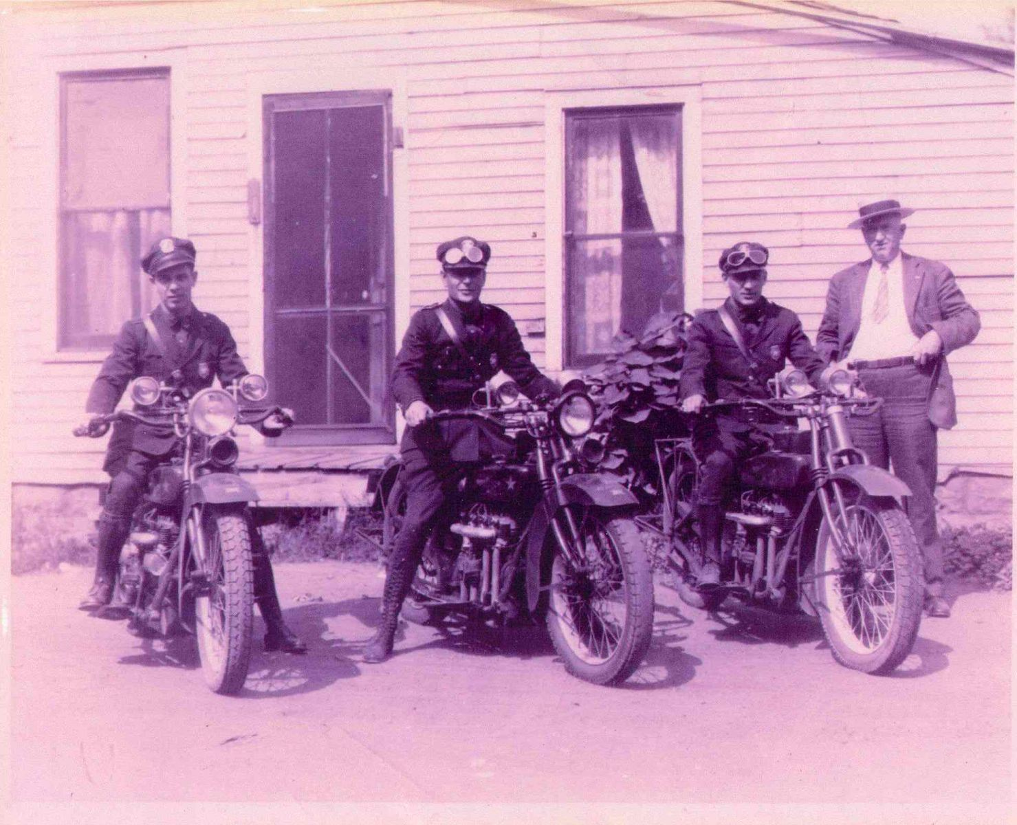 Berrien County Sheriff's Office Motorcycle Squad
