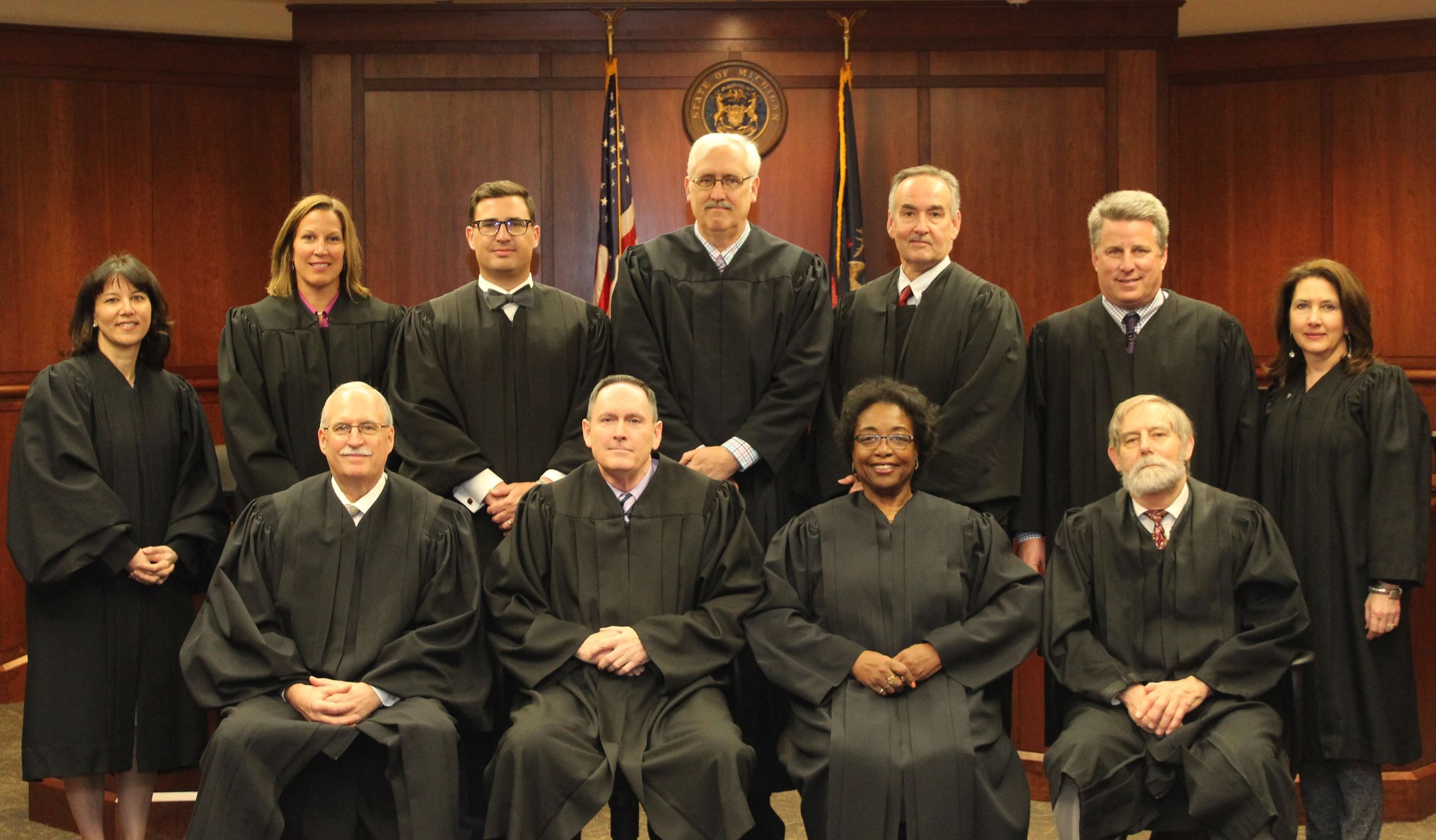 All County Judges